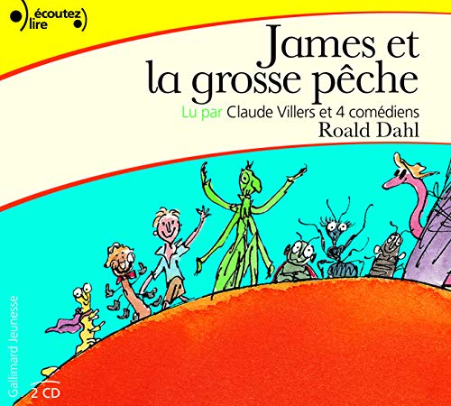 9782070657209: James et la Grosse Pche Audio CD (French Edition)