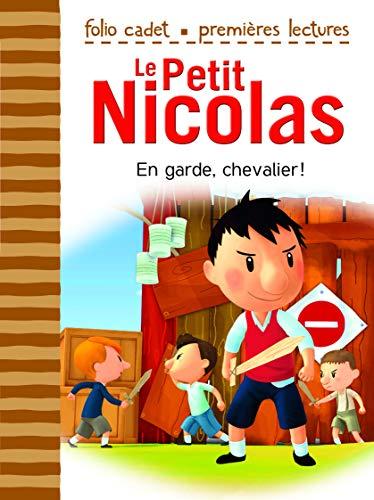 9782070657278: En garde, chevalier�! (Folio Cadet Premi�res lectures - Le Petit Nicolas)