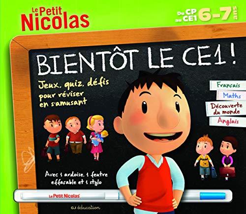 9782070659173: Bientôt le CE1 ! : CP vers le CE1 - 6-7 ans (French Edition)