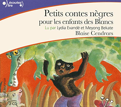 9782070659333: Petits Contes Negres - 2 Audio CD's (French Edition)