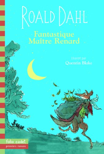 9782070659579: Fantastique Maitre Renard (French Edition)