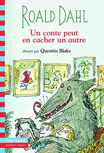 9782070659586: Un conte peut en cacher un autre (French Edition)
