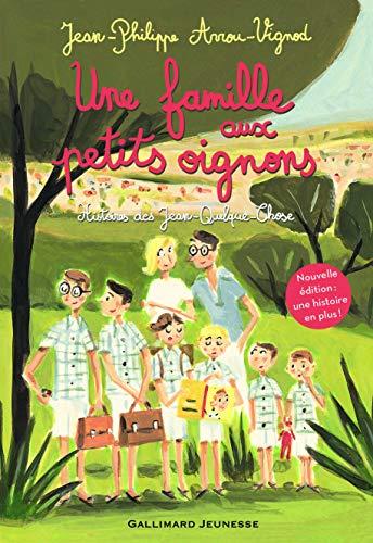 9782070660490: Une famille aux petits oignons: Histoires des Jean-Quelque-Chose