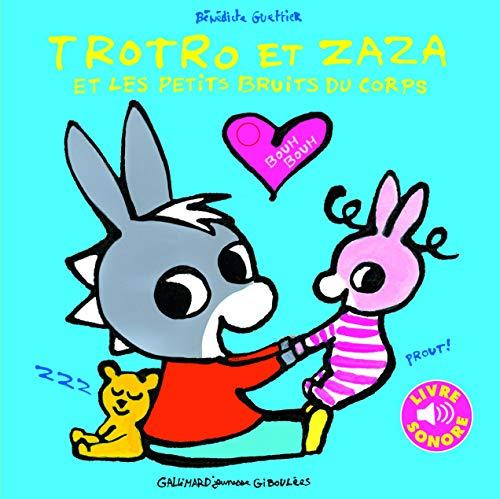 9782070661671: Trotro et Zaza et les petits bruits du corps