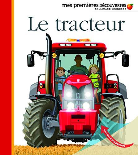 9782070661756: Le tracteur