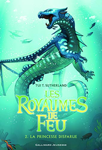 9782070661848: Les Royaumes de Feu: La Princesse disparue (Grand format litt�rature - Romans Junior)