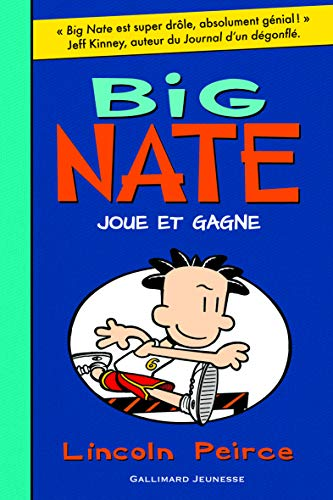 9782070661893: Big Nate joue et gagne