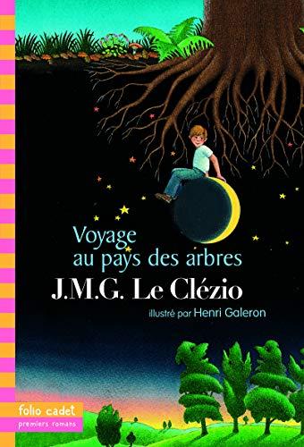 9782070662067: Voyage au pays des arbres (Folio Cadet premiers romans)