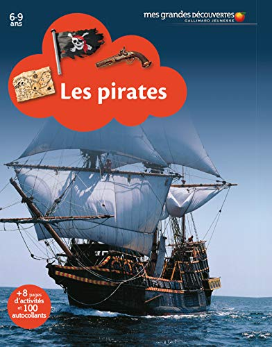 9782070662388: Les pirates