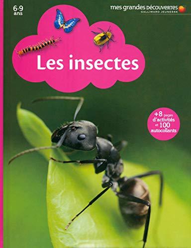 9782070662609: Les insectes