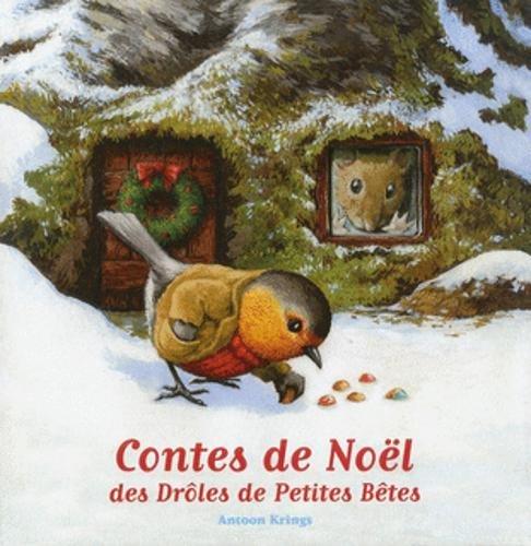 9782070662913: Contes de Noël des Drôles de Petites Bêtes