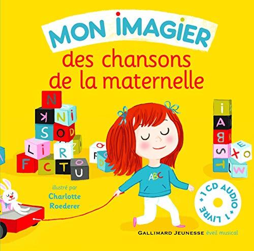9782070663989: Mon imagier des chansons de la maternelle
