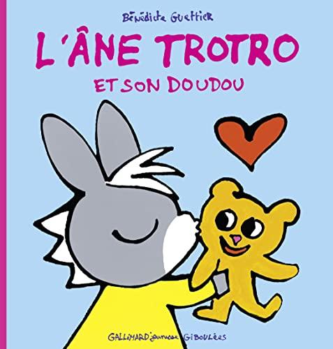 9782070664146: L'âne Trotro et son doudou