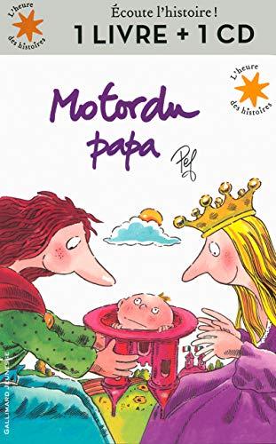 9782070664368: Motordu papa