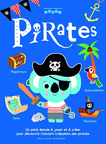 9782070664467: Pirates