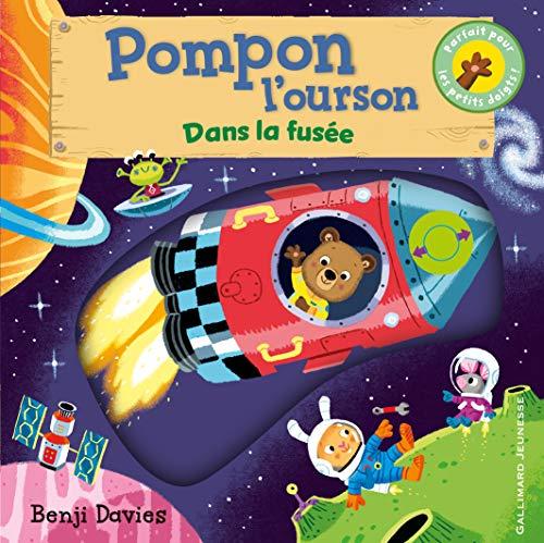 9782070665891: Pompon l'ourson:Dans la fusée