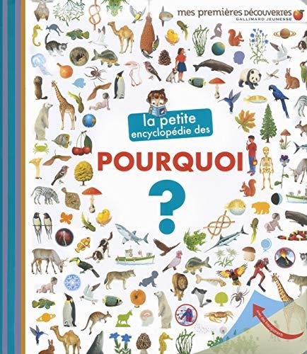 9782070666164: La petite encyclopédie des pourquoi? - La petite encyclopédie - de 3 à 7 ans
