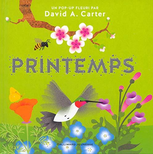 PRINTEMPS (POP-UP): CARTER DAVID A.
