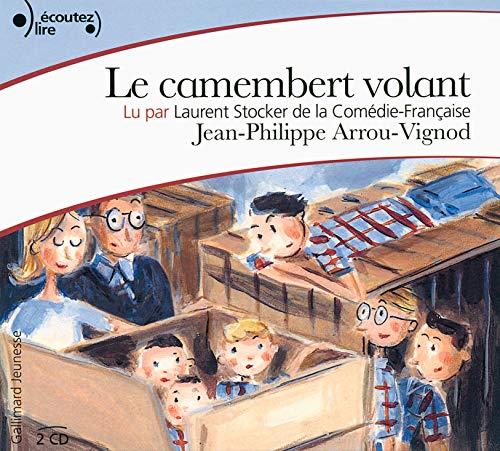 9782070667130: Le camembert volant (�coutez lire)