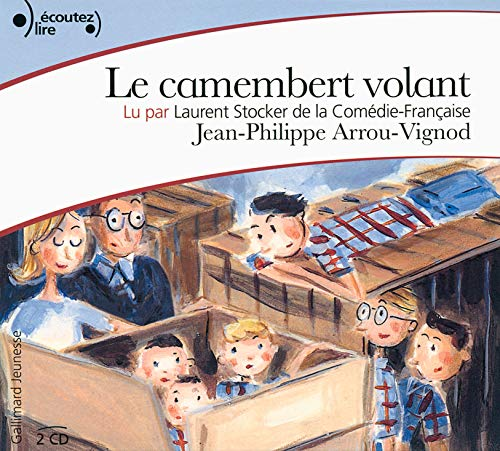 9782070667130: Le camembert volant CD