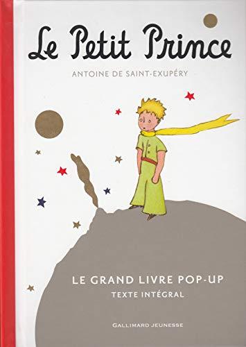 9782070667222: Le Petit Prince: Le Grand Livre pop-up