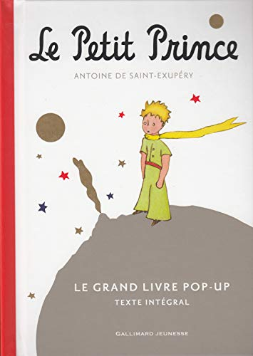 9782070667222: Le Petit Prince: Le Grand Livre pop-up