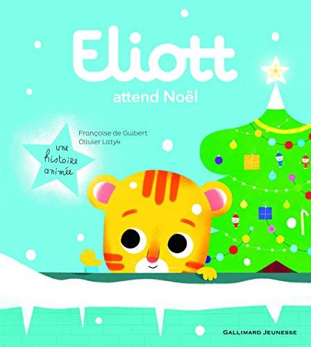 9782070667956: Eliott attend Noël: Eliott 5