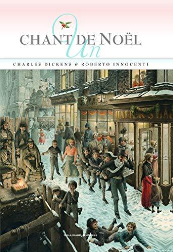 Un chant de Noël: Une histoire de: Charles Dickens