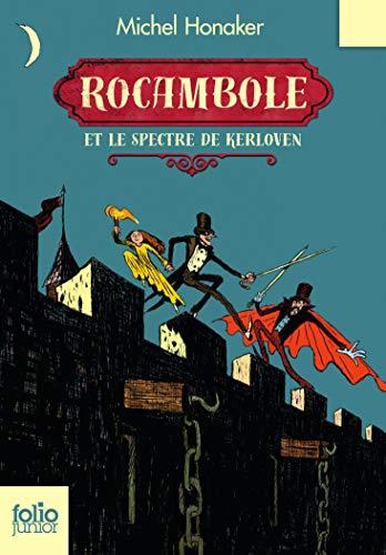 9782070669066: Rocambole et le spectre de Kerloven - Folio Junior - A partir de 10 ans