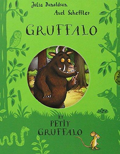 9782070669202: Gruffalo et petit Gruffalo