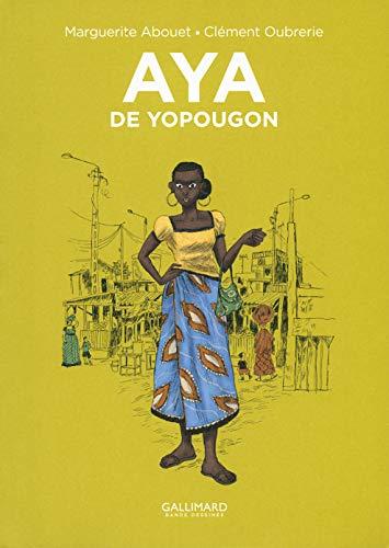 9782070669349: Aya de Yopougon (Tome 1) (HORS SERIE BD)