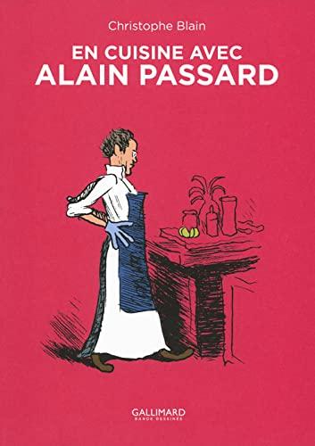 9782070669370: En cuisine avec Alain Passard