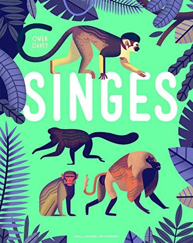 9782070669486: singes