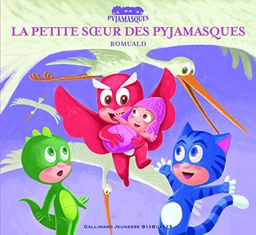 9782070695263: La petite soeur des pyjamasques