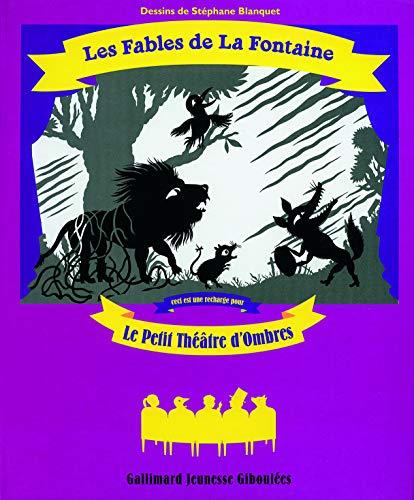 9782070695423: Les Fables (Le Petit Théâtre d'Ombres)