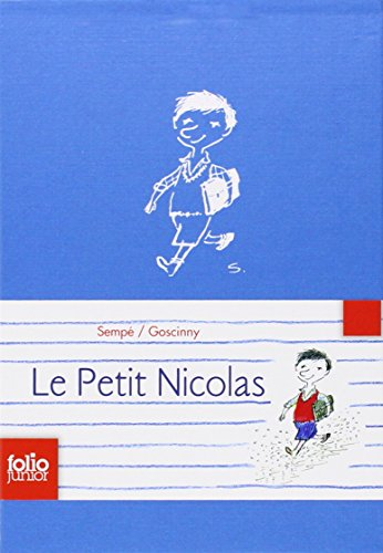 9782070696109: Le Petit Nicolas - Edition Poche dans Coffret Cadeau (French Edition)
