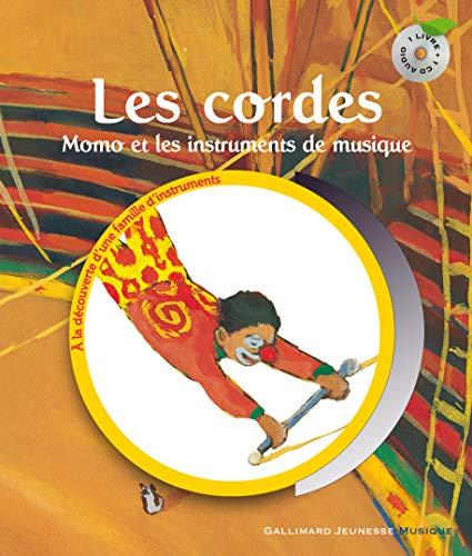 9782070696147: Les cordes: Momo et les instruments de musique