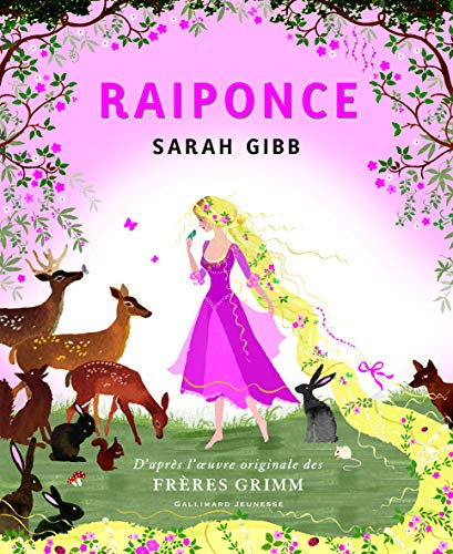 Raiponce (French Edition) (2070696154) by Alison Sage