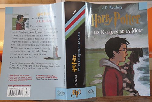 9782070696383: Mano Harry Potter et les Reliques de la Mort