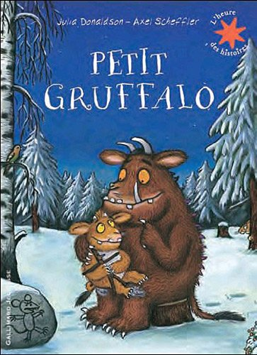9782070696819: Petit Gruffalo (L'heure des histoires)