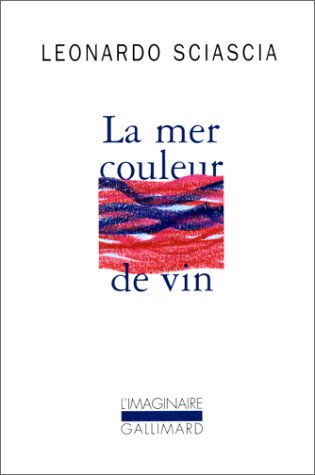 9782070700042: La mer couleur de vin