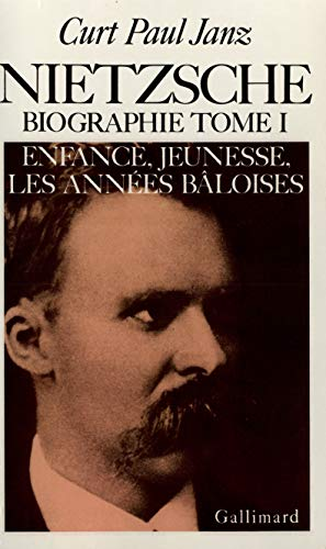 9782070700752: Nietzsche(biographie) t1 (French Edition)