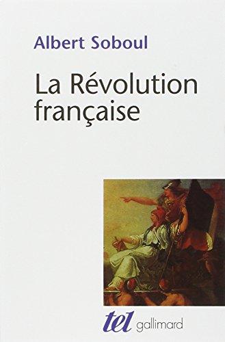 La Révolution française: Albert Soboul