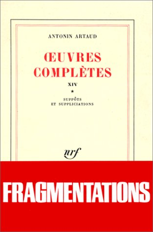 9782070701490: Œuvres complètes (Tome 20) (Blanche)
