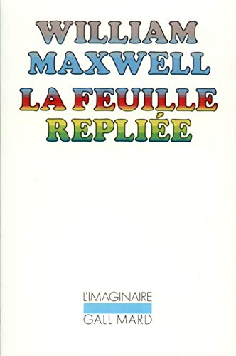 La feuille repliée (2070701689) by William Maxwell