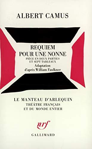 9782070702190: Requiem pour une nonne (French Edition)