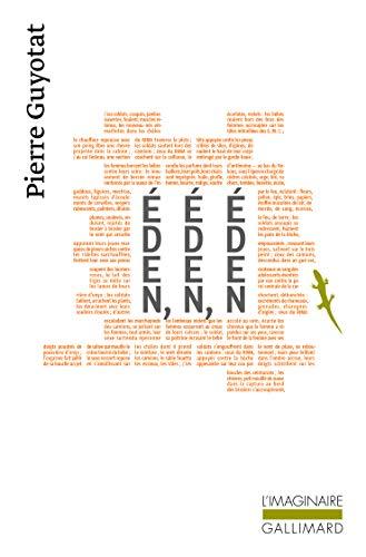 9782070702787: Éden, Éden, Éden (L'Imaginaire)