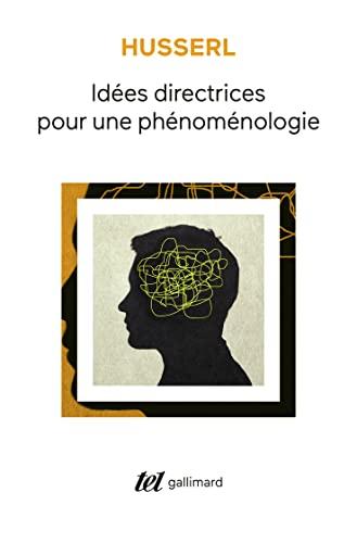 9782070703470: Idées directrices pour une phénoménologie