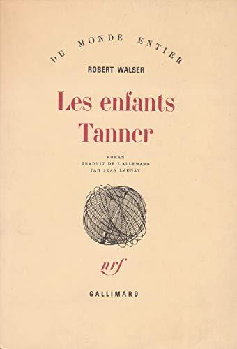 9782070704064: Les Enfants Tanner