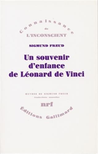9782070706655: Un Souvenir d'enfance de Léonard de Vinci